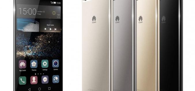 Huawei-ը ներկայացրել է Ascend P8 դրոշակակիր սմարթֆոնը