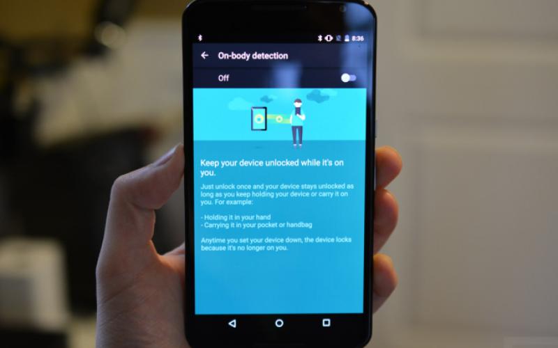 Android-ը կսովորի ճանաչել տիրոջը ձայնով