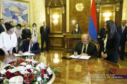 Կառավարությունը երկարաժամկետ համագործակցության համաձայնագրեր է ստորագրել «Մայքրոսոֆթ»-ի հետ