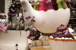 Ռեպորտաժ սոցցանցերից․ Լոնդոնում ծաղիկների ամենամյա փառատոն է (ֆոտոշարք)