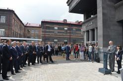 Գյումրիում բացվել է «Դ-Լինկ» ընկերության հետազոտական կենտրոն