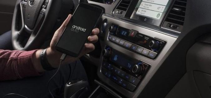 Hyundai Sonata-ն դարձել է Android Auto-ով աշխատող առաջին ավտոմեքենան
