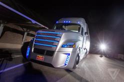 Լաս Վեգասում ներկայացրել են աշխարհի առաջին ինքնակառավարվող բեռնատարը