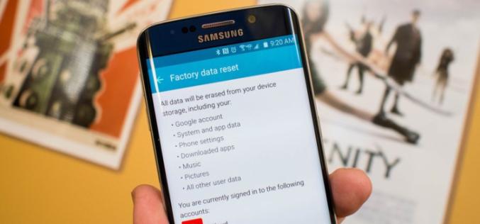 500 մլն Android-սարքեր պահպանում են օգտագործողի տվյալները նույնիսկ Factory Reset-ից հետո