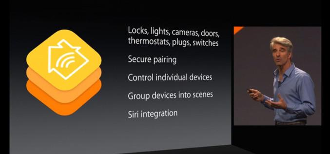 Apple HomeKit «խելացի» տան սարքերը կթողարկվեն հունիսին