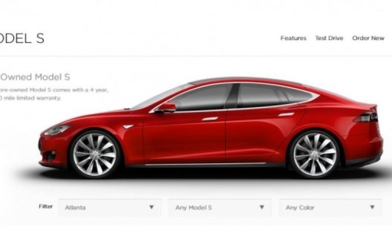 Tesla-ն սկսել է օգտագործված էլեկտրամեքենաների օնլայն վաճառք
