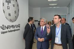 Երևանում բացվել է «Վիքիմեդիա Հայաստան»-ի գրասենյակը