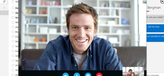Microsoft-ը գործարկել է Skype-ի վեբ-տարբերակը