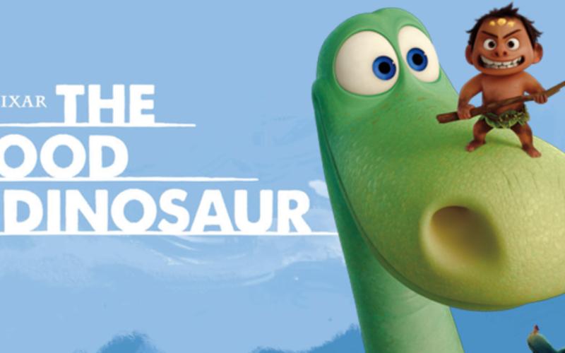 Թողարկվել է Pixar-ի «Լավ դինոզավրը» մուլտֆիլմի թրեյլերը