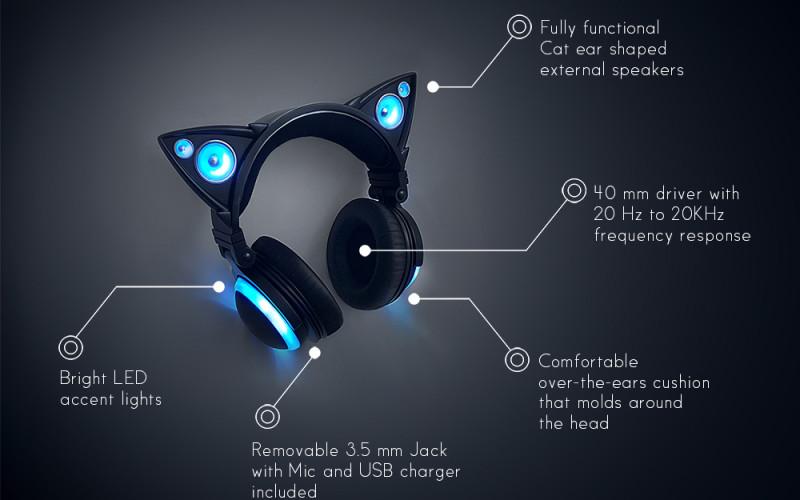 Axent Wear նորաոճ ականջակալներ, որոնք 3 մլն դոլար են հավաքել IndieGoGo-ում (տեսանյութ)