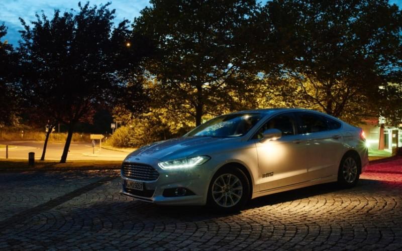 Ford-ի «խելացի» լուսարձակները թույլ կտան մթության մեջ հայտնաբերել մարդկանց ու կենդանիներին