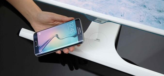 Samsung-ը ներկայացրել է աշխարհում առաջին մոնիտորը, որն ունի հեռախոսներն անլար լիցքավորելու հնարավորություն