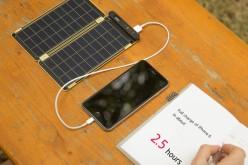 Solar Paper. աշխարհի ամենաբարակ ու թեթև արևային մարտկոցը (տեսանյութ)