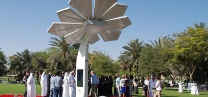 Դուբայում Wi-Fi-արմավենիները կլիցքավորեն հեռախոսներն ու այլ գաջեթները (ֆոտոշարք)