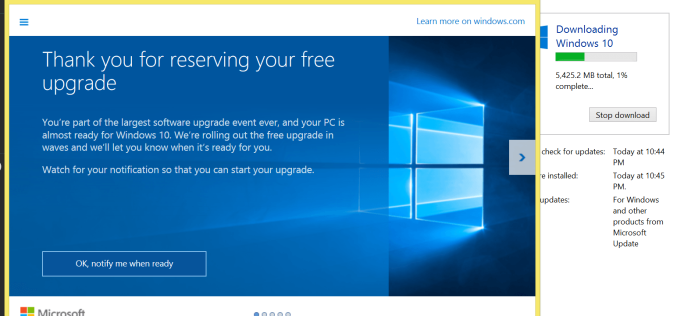 Ինչպես ստիպել Windows-ին բեռնել Windows 10-ի թարմացման ֆայլերը