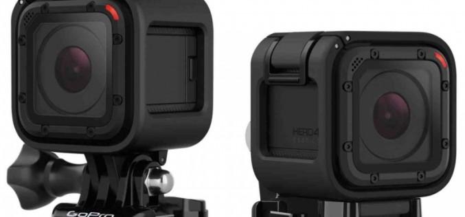 GoPro-ն թողարկել է նոր Hero 4 Session մոդելը (վիդեո)