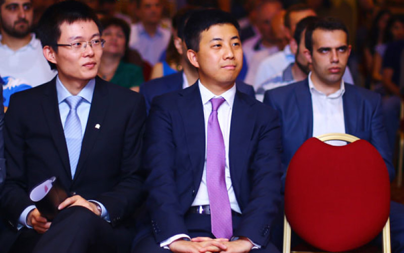Այսօր Երևանում կայացել է Huawei ընկերության շնորհանդեսը
