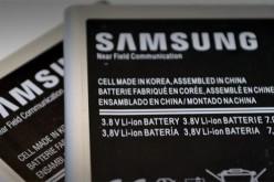 Samsung-ի նոր տեխնոլոգիան կկրկնապատկի սմարթֆոնների մարտկոցների հզորությունը