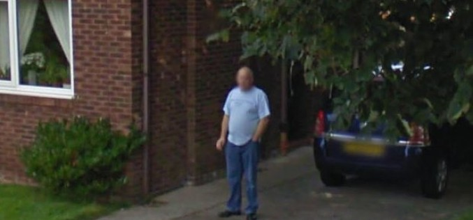 Անգլուհին բացահայտել է ամուսնու սուտը Google Street View-ի միջոցով