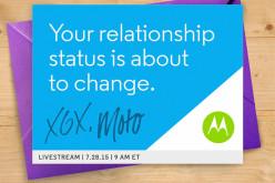Motorola-ի առաջատար սմարթֆոնը կներկայացվի հուլիսի 28-ին