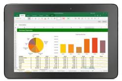 Microsoft-ը թողարկել է Office-ի պլանշետային տարբերակը
