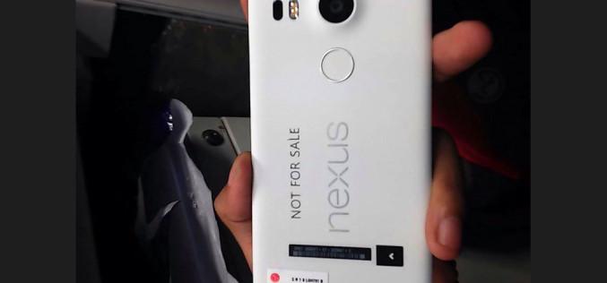 Հրապարակվել է նոր Nexus-ի լուսանկարը