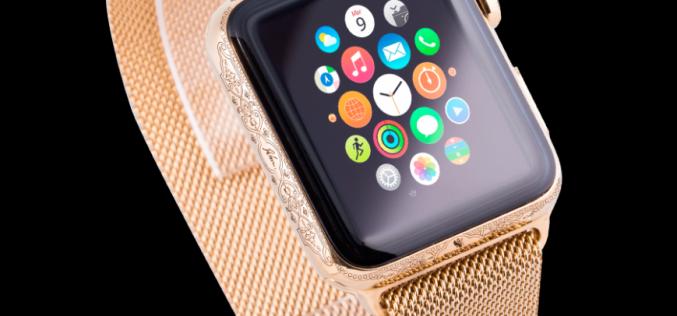 Caviar-ը ներկայացրել է Պուտինի ստորագրությամբ Apple Watch (տեսանյութ)