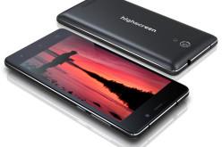 Highscreen Power Five սմարթֆոն, որն ունի շատ տարողունակ մարտկոց