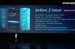 ASUS-ը թողարկել է սմարթֆոն՝ 256 ԳԲ ներքին հիշողությամբ