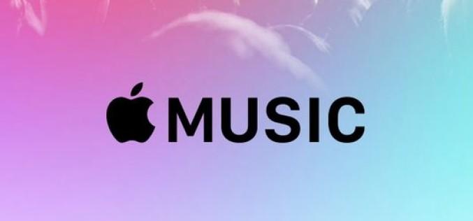 Քանի հոգի է օգտվում Apple Music ծառայությունից