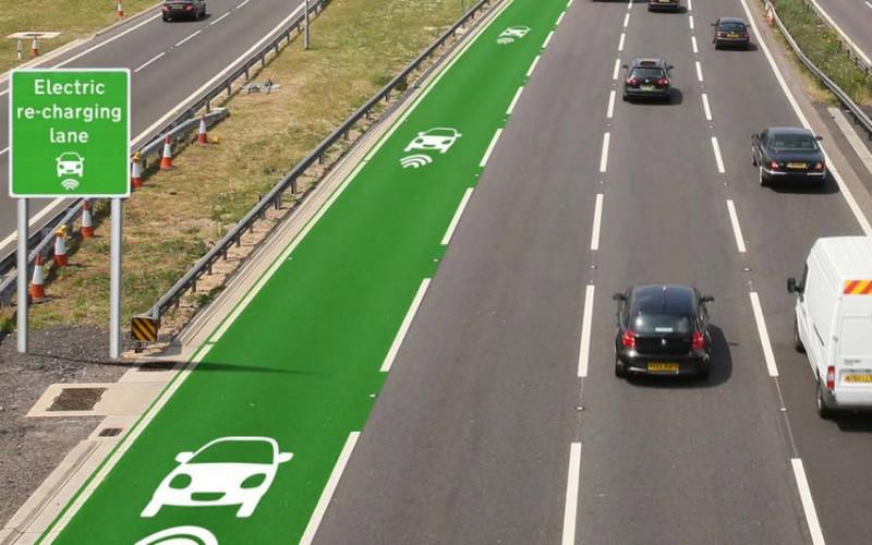 Լոնդոնում փորձարկվում են ճանապարհներ, որոնք լիցքավորում են ընթացքի մեջ գտնվող էլեկտրամեքենաները