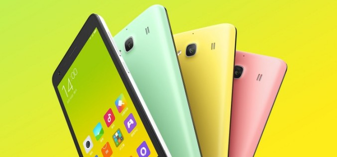 Ներկայացվել է Xiaomi Redmi 2 Prime սմարթֆոնը