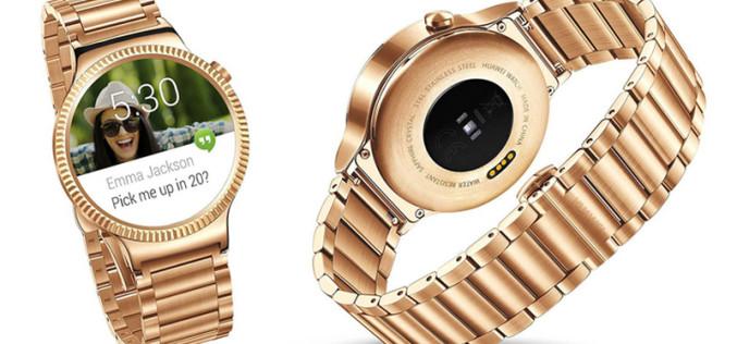 Huawei Watch խելացի ժամացույցը համատեղելի կլինի iPhone-ի հետ