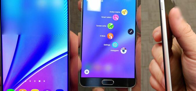 Samsung Galaxy Note 5-ը չի ունենա microSD և փոխվող մարտկոց