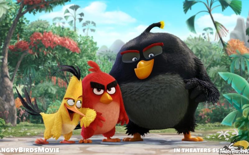 Թողարկվել է Angry Birds-ի մասին ֆիլմի թրեյլերը