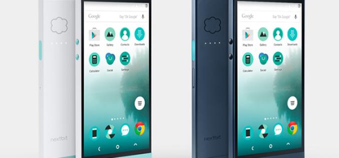 Nextbit-ը ներկայացրել է առաջին «ամպային» հեռախոսը (տեսանյութ)