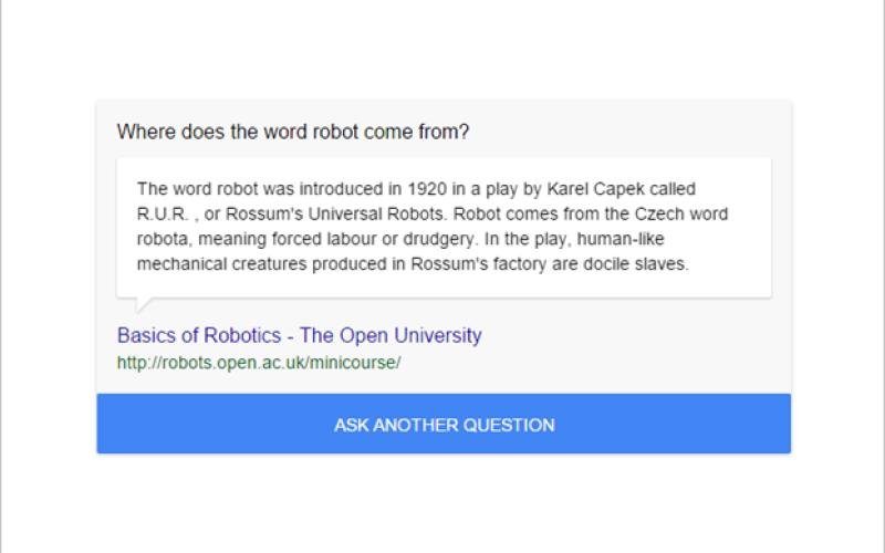 Google-ը սկսել է ցուցադրել հետաքրքիր փաստեր