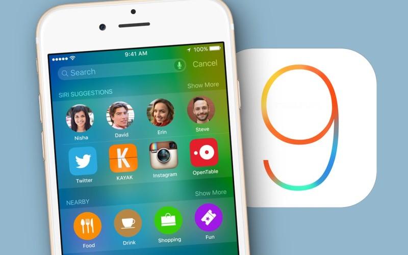 Ինչ նոր հնարավորություններ ունի iOS 9-ը