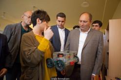 Գորիսի, Տաթևի, Հալիձորի և Շինուհայրի դպրոցներում այսուհետ կգործեն ինժեներական լաբորատորիաներ