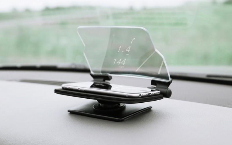 HUDway Glass․ բյուջետային հոլոգրաֆիկ էկրան՝ նախատեսված ավտոմեքենայի համար (տեսանյութ)