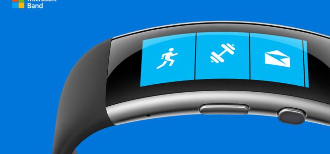Microsoft-ը ներկայացրել է Band խելացի թևնոցի երկրորդ սերունդը