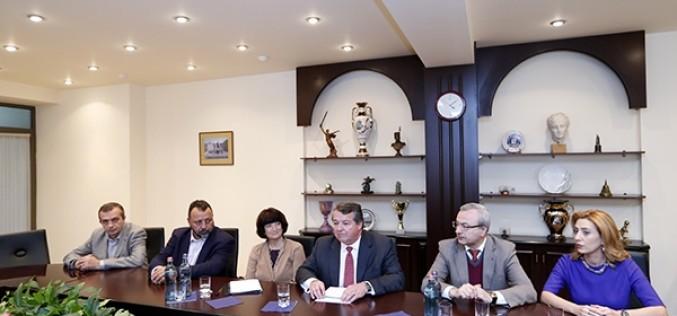 Synopsys-ը պատրաստ է մասնակցություն ունենալ Երևանի ներդրումային ծրագրերին