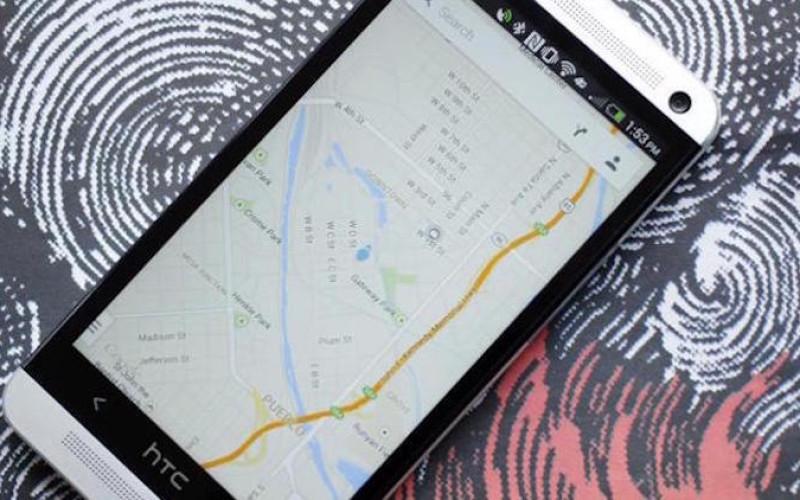 Ինչպես Google Maps-ի հասցեները համակարգչից ուղարկել Android-սմարթֆոնին