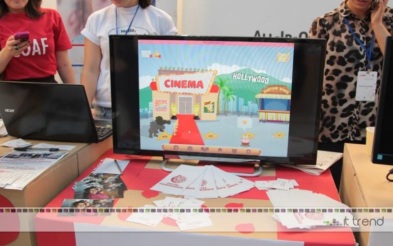 Դիջիթեք 2015. ներկայացվեց «Փլեյլենդ Արմենիա» հայ երեխաների առցանց խաղահրապարակը