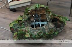 Դիջիթեք 2015. ԲՕՌ ռոբոտը կօգնի դիրքերում ծառայող զինվորներին (տեսանյութ)