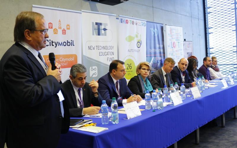«Հայկական ՏՀՏ եվրոպական ավտոարշավ ծրագիրը» շարունակում է իր հանդիպումները Եվրոպայում (ֆոտոշարք)