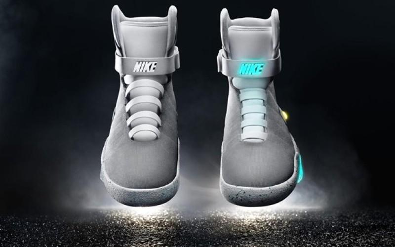 Ավտոմատ կապվող կապիչներով սպորտային կոշիկները շուկա դուրս կգան 2016-ին