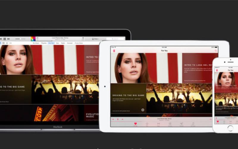 Apple Music-ի Android-տարբերակի առաջին պաշտոնական սքրինշոթները