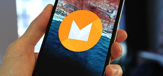 Nexus-սմարթֆոններն սկսել են ստանալ Android 6.0 թարմացումը