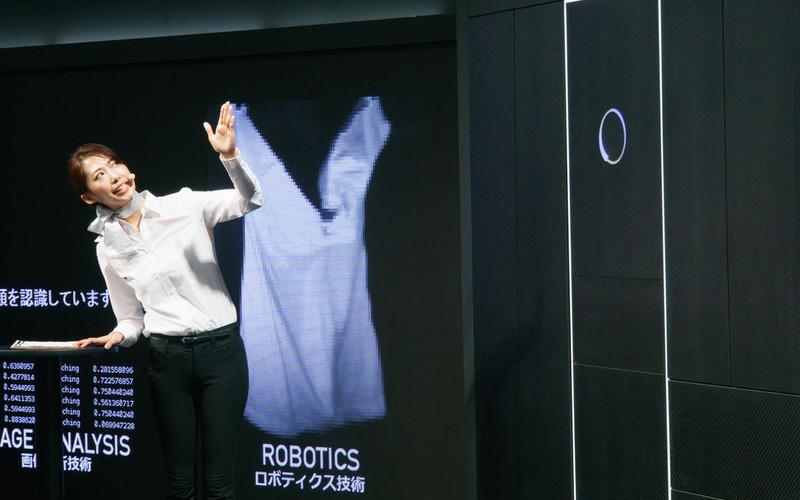 Ռոբոտը կարողանում է ծալել և տեղավորել հագուստը (տեսանյութ)